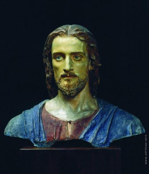 Крамской И. Н. Христос