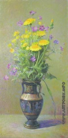 Абакумова Е. А. Полевые цветы