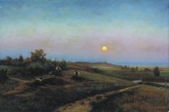 Крачковский И. Е. Украинский вечер