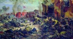 Кривоногов П. А. Защитники Брестской крепости