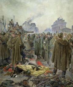 Кривоногов П. А. Капитуляция