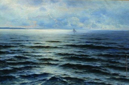 Крыжицкий К. Я. Балтийское море
