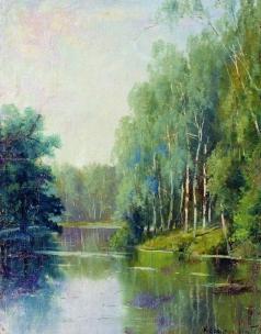Крыжицкий К. Я. Озеро