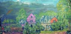Крымов Н. П. После дождя. Пейзаж