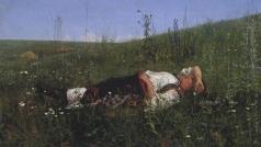Кузнецов Н. Д. В праздник