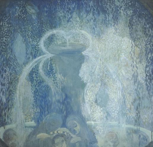 Кузнецов П. В. Голубой фонтан