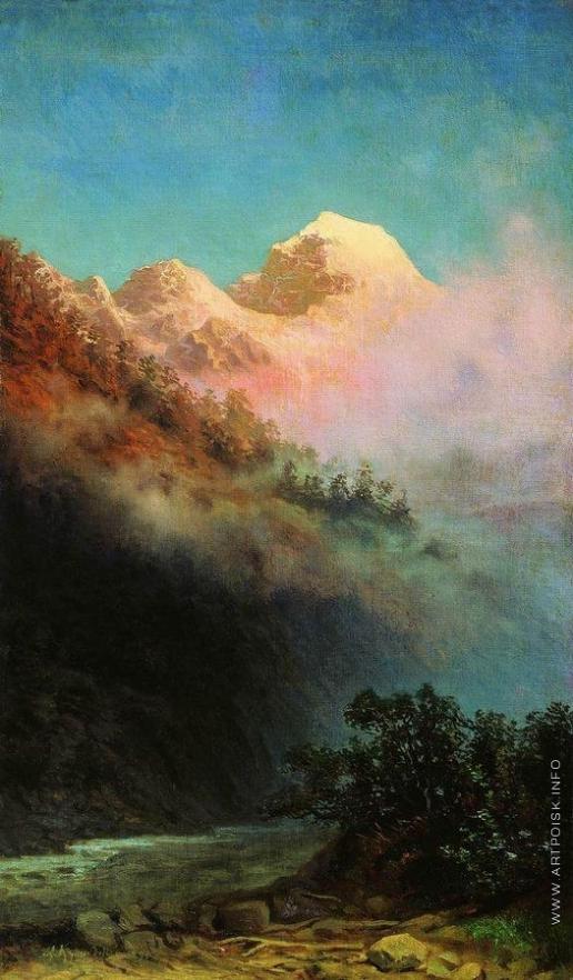 Куинджи А. И. Восход солнца