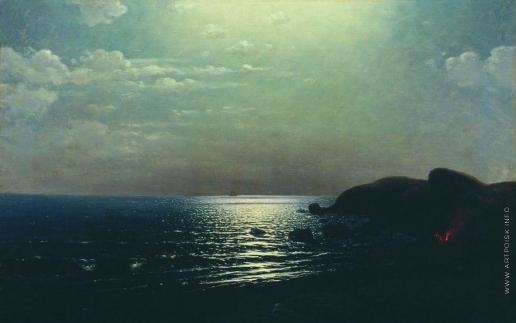 Куинджи А. И. Лов рыбы на Черном море