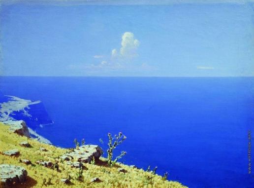 Куинджи А. И. Море. Крым. 1898-