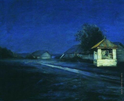 Куинджи А. И. Ночной пейзаж
