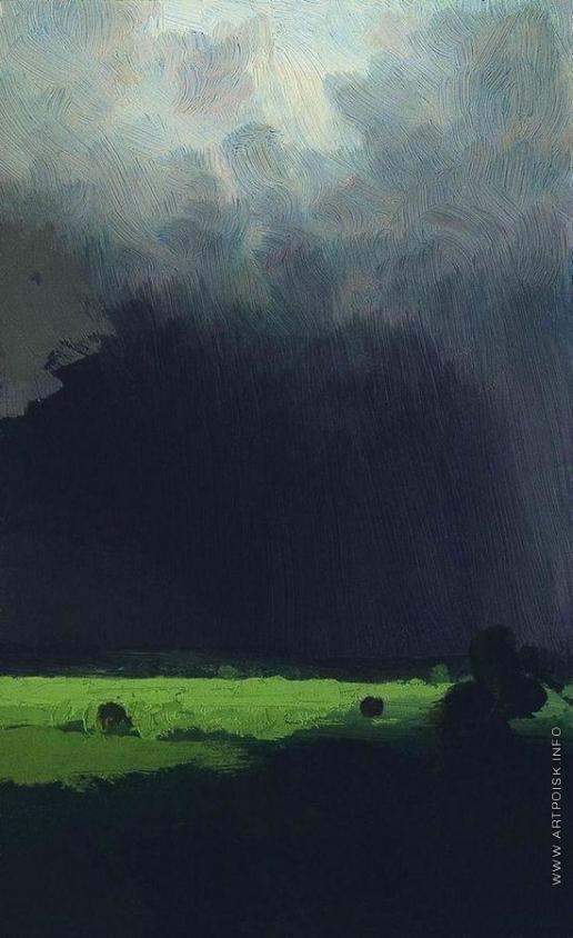 Куинджи А. И. После дождя