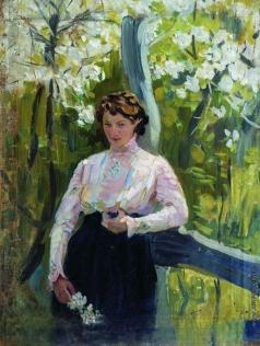 Куликов И. С. Весна