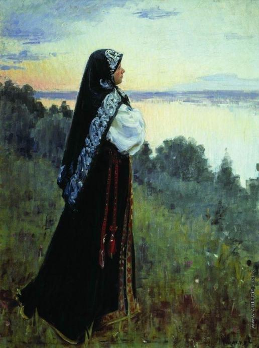 Куликов И. С. Мечтательница