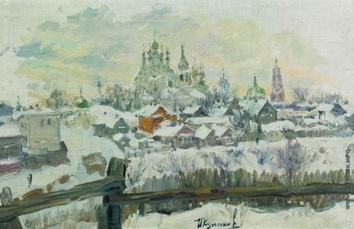 Куликов И. С. Муромские монастыри