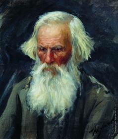 Куликов И. С. Старик