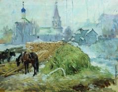 Куликов И. С. Улица старого Мурома