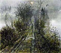 Абдуллин Р. Р. Тихий пейзаж