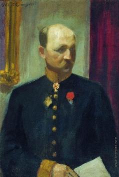 Кустодиев Б. М. Портрет сенатора Н.Н. Корево