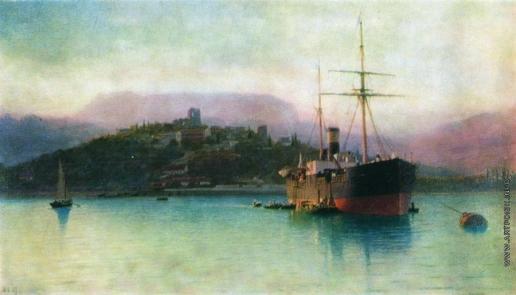 Лагорио Л. Ф. Алушта