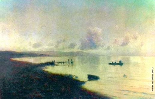 Лагорио Л. Ф. Берег моря