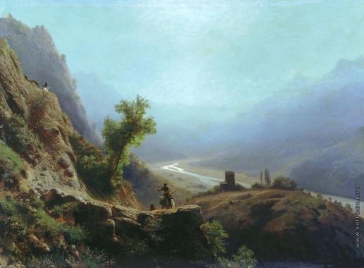 Лагорио Л. Ф. В горах Кавказа