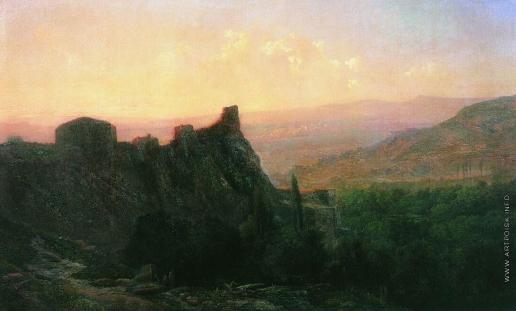 Лагорио Л. Ф. Вид на Тифлис