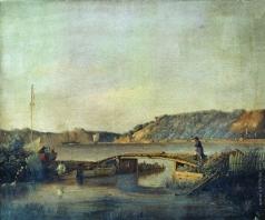 Лагорио Л. Ф. Вид реки