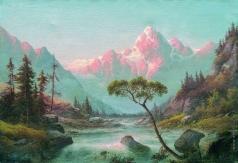 Лагорио Л. Ф. Вогезские горы