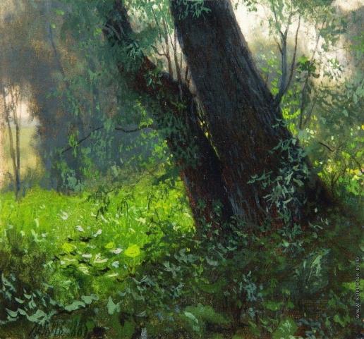 Лагорио Л. Ф. Деревья
