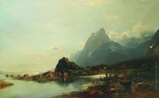 Лагорио Л. Ф. Залив