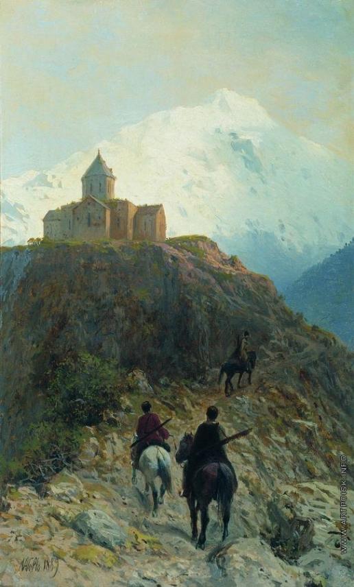 Лагорио Л. Ф. Кавказский вид