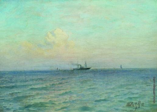 Лагорио Л. Ф. Море