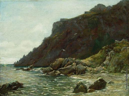 Лагорио Л. Ф. Морской берег