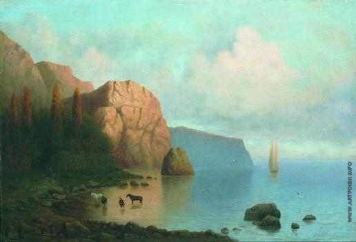 Лагорио Л. Ф. Морской вид