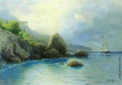 Лагорио Л. Ф. На берегу