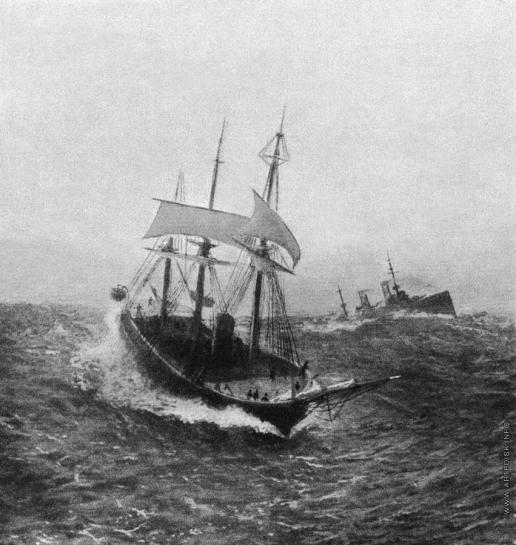 Лагорио Л. Ф. Океанская волна