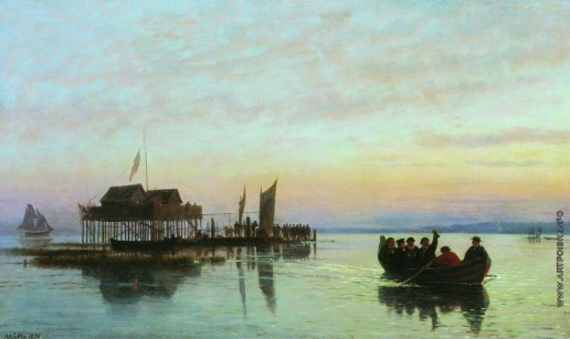 Лагорио Л. Ф. Рыболовецкие тони