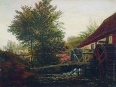 Лагорио Л. Ф. Старая мельница