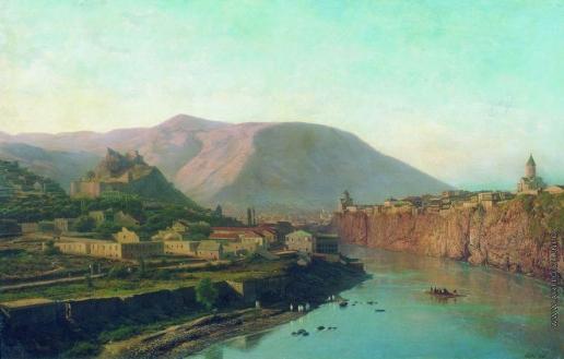 Лагорио Л. Ф. Старый Тбилиси