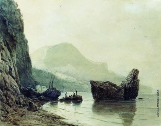 Лагорио Л. Ф. Черное море