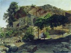 Лагорио Л. Ф. Южный пейзаж