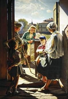 Лактионов А. И. Письмо с фронта