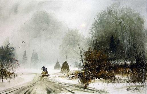 Абдуллин Р. Р. Зимой