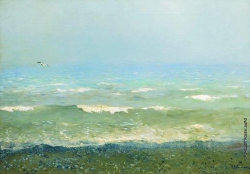 Левитан И. И. Берег Средиземного моря