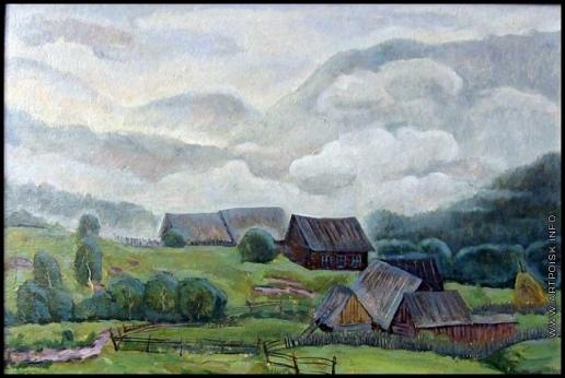 Абдуллаев В. А. Туманное утро