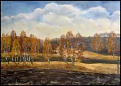 Абдуллаев В. А. Осенний день