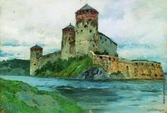 Левитан И. И. Крепость. Финляндия