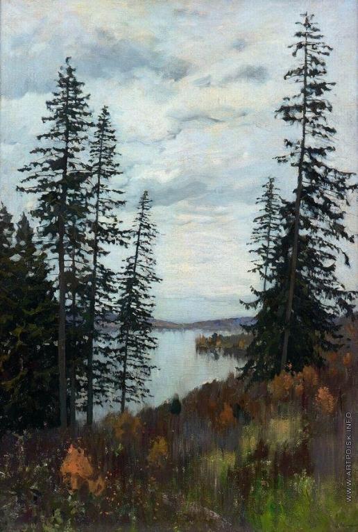 Левитан И. И. На севере
