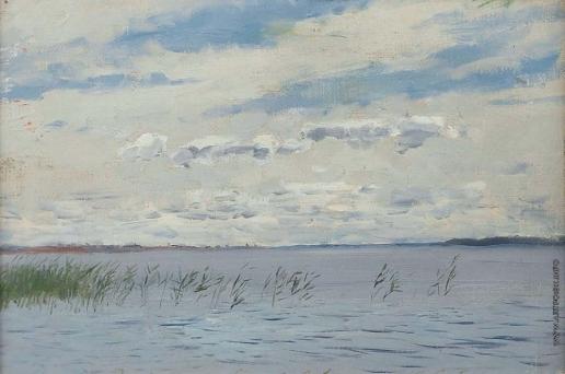 Левитан И. И. Озеро