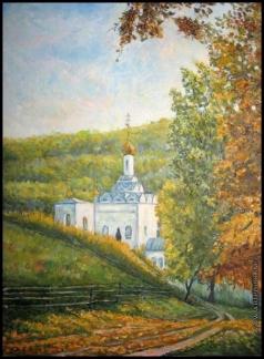 Абдуллаев В. А. Тропа к церкви